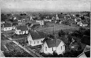 Harrisburg, Oregon - Image: Harrisburg Oregon 1920
