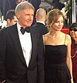 Harrison Ford, Calista Flockhart 2012.jpg