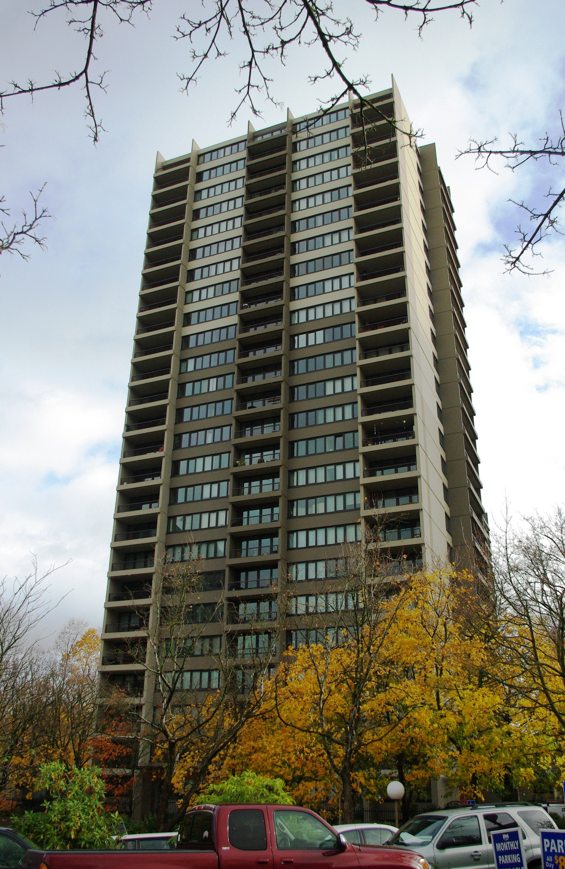 Harrison Tower Apartments - Wikipedia