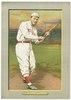 Harry Niles, Boston Red Sox, Cleveland Naps, baseball card portrait LCCN2007685664.tif