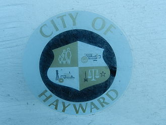 Hayward, California - former city logo