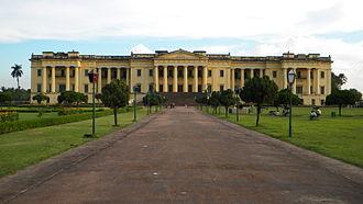 Murshidabad - Image: Hazarduari Palace front view