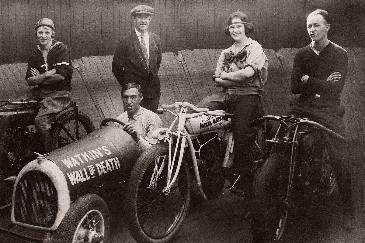 Harley Davidson Portland >> Hazel Marion Eaton - Wikipedia