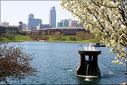 Beautiful Omaha Nebraska