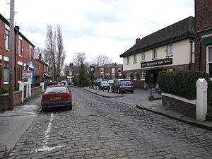 Heaton Norris - The Nursery Inn, Green Lane