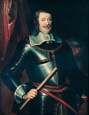 Václav Eusebius František, Prince of Lobkowicz - Wenzel Eusebius Fürst Lobkowitz (1609–1677), by Anselm van Hulle