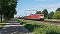 Hegelsom DBC 189 038-189 100 met hoge boordwagens (34475636183).jpg