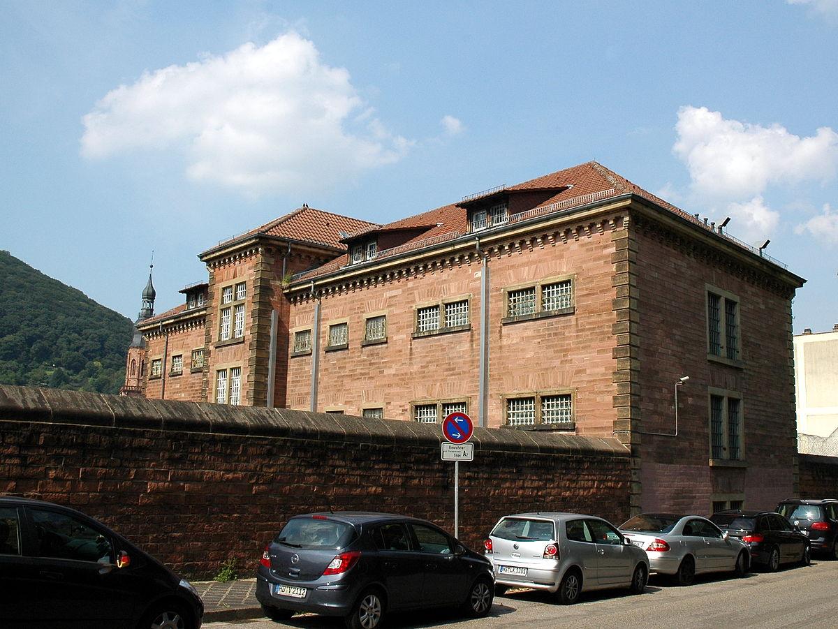Gefängnis Heidelberg – Wikipedia
