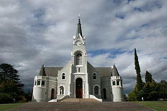 Heidelberg, Western Cape - Image: Heidelberg Church