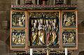 Heilsbronn, Münster, Elftausend-Jungfrauen-Altar, 002.jpg