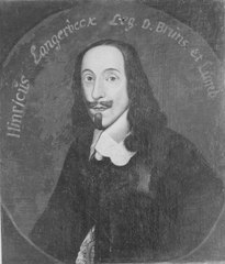 Heinrich Langenbeck, 1603-1669