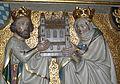 Heinrich und Kunigunde mit Dommodell.jpg