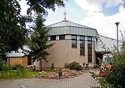 Hellersdorf- Ev. Gemeindezentrum