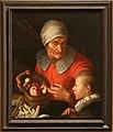 Hendrick bloemaert, fruttivendolo con giovane ragazzo, olanda 1623 ca. mele.jpg