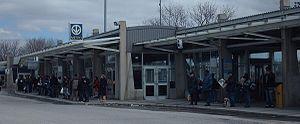 Henri Bourassa Boulevard - Henri-Bourassa metro station is located on Henri Bourassa Boulevard.