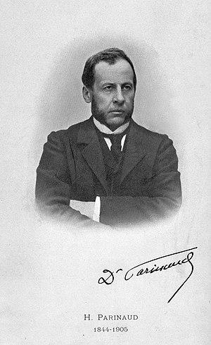Henri Parinaud - Henri Parinaud