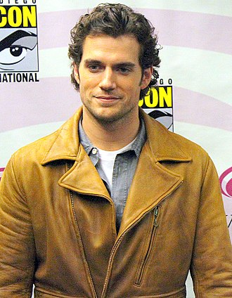Henry Cavill - Cavill at the 2011 San Diego Comic-Con