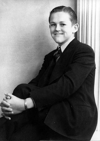 Henry Segerstrom - Henry Thomas Segerstrom, photo from Santa Ana High School.