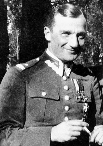 "Leśni - The first partisan of the Second World War - Major Henryk Dobrzański aka ""Hubal"""
