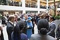 Her Majesty The Queen visit to 2 Marsham Street (23155592502).jpg