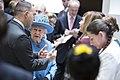 Her Majesty The Queen visit to 2 Marsham Street (23181089921).jpg