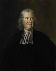 Portrait of the Physician Herman Boerhaave, Professor at the University of Leiden