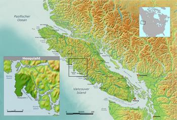 Zufällige Begegnung Vancouver