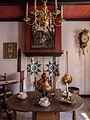 Het Hoogeland openluchtmuseum in Warffum, Oude woonkamer.jpg