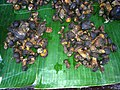 Het nam pheung (bolets noirs) เห็ดน้ำผึ้ง thaeogyroporus porentosus.jpg