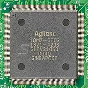 Hewlett-Packard JetDirect 170X - board - Agilent 1QM7-0003 1821-4238-2500.jpg