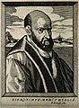 Hieronymus Mercurialis. Line engraving by N. de Larmessin, 1 Wellcome V0003984.jpg