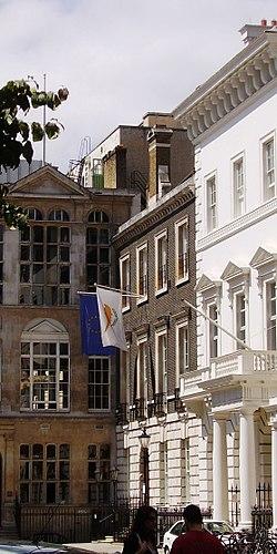 Ύπατη Αρμοστεία της Κύπρου (Λονδίνο)