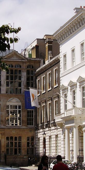 Cyprus–United Kingdom relations - High Commission of Cyprus in London