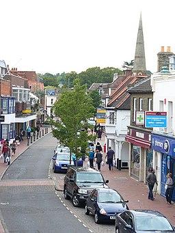 High Street, Egham - geograph.org.uk - 1499881