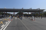 Highway Toll Gate of Guangzhou Airport.png