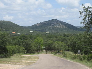 Texas Hill Country - Image: Hill Country near Garner State Park IMG 4288