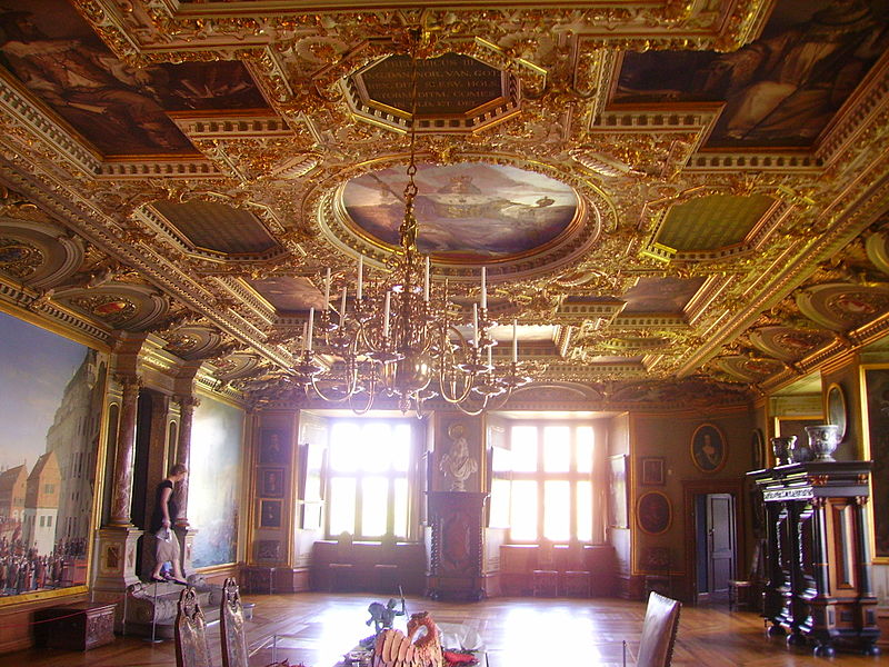 Hilleröd Schloss Frederiksborg Innen 2.JPG