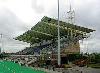 Hillsboro Stadium - Image: Hillsboro Stadium grandstand