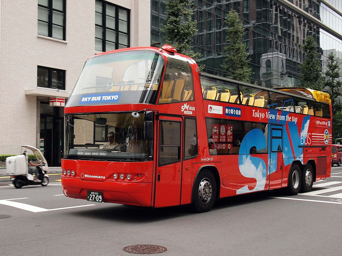 фото японских автобусов что делайте
