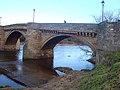 Historic bridge over the Tyne - geograph.org.uk - 1707298.jpg