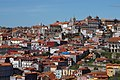 Historic buildings along the Douro River, Porto (24378865508).jpg