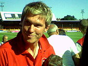 Hleb At Underhill Stadium