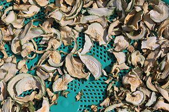 Aehobak - Image: Hobakgoji(dried aehobak)