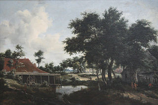 The Water-Mill