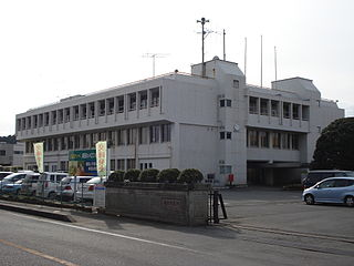 Hokota, Ibaraki City in Kantō, Japan
