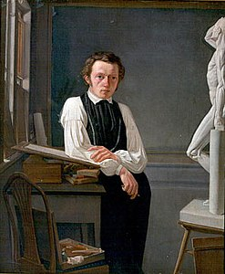 Holbech by Bendtz ca 1830.jpg