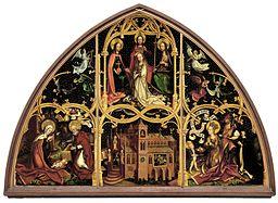 Holbein – S. Maria Maggiore – Basilica Cycle 1