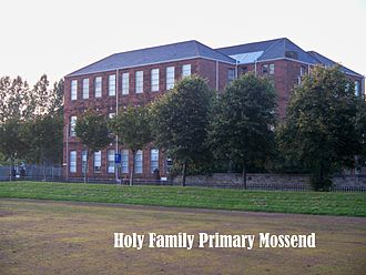 Mossend - Holy Family Primary School Mossend, Scotland