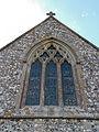 Holy Trinity Church Nuffield, Oxon, England - chancel east window.jpg