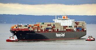 Trade and Industry Department - Image: Hong Kong Express (ship, 2002) 001